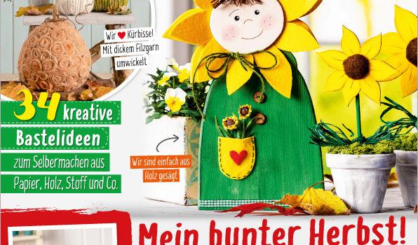 Mein Deko- und Bastelspaß – Mein bunter Herbst!