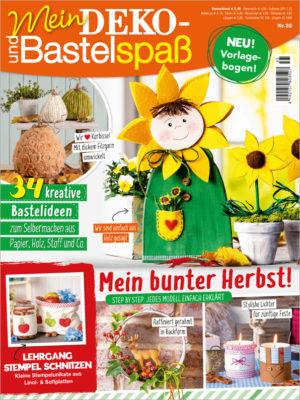 BS35 2019 Mein bunter Herbst Titelbild